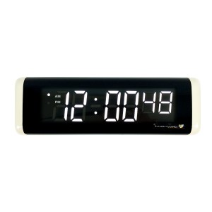 Ethernet School Digital Clock